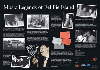 Eel Pie Heritage Board