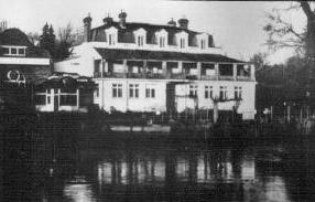 Eel Pie Hotel and Dance Hall 1952