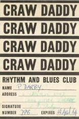 Crawdaddy Club (April 1964)