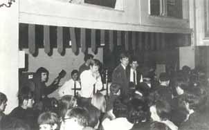 The Rolling Stones at the Crawdaddy (1963)